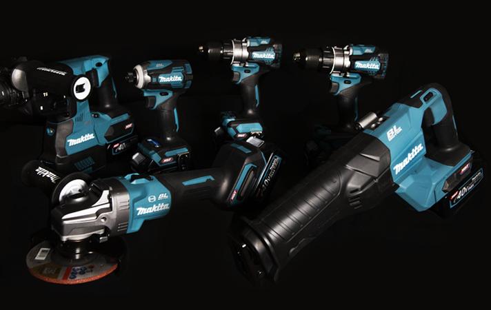 XGT-Serie: Die Maschinen der neuen Akku-Generation